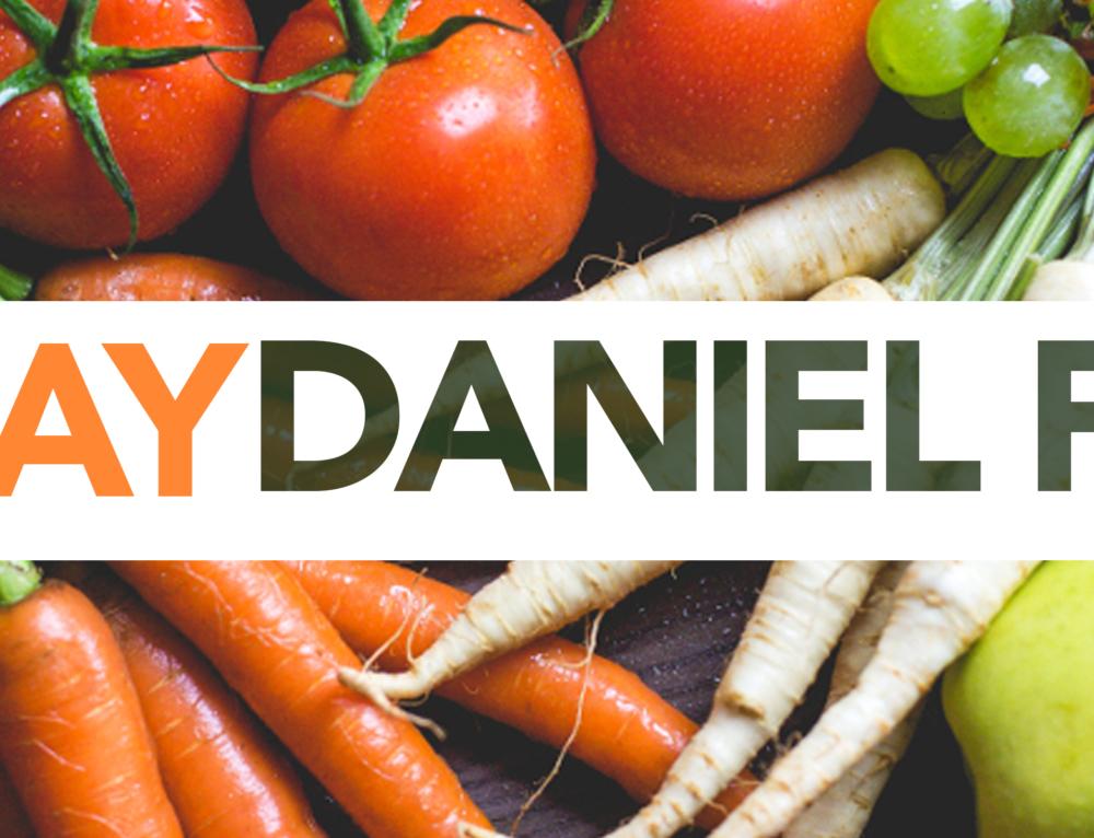 28 Day Daniel Fast