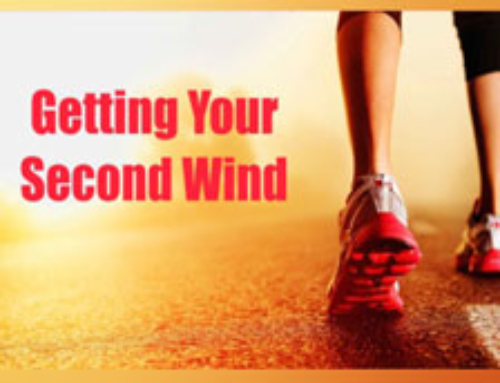 """Getting Your Second Wind"" TIMES OF REFRESHING SERIES vol 1"
